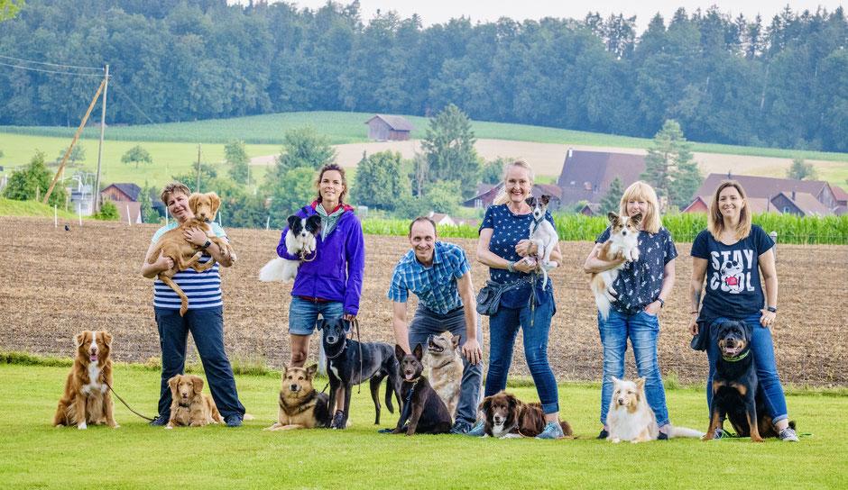 Team © Hundeschule gooddog