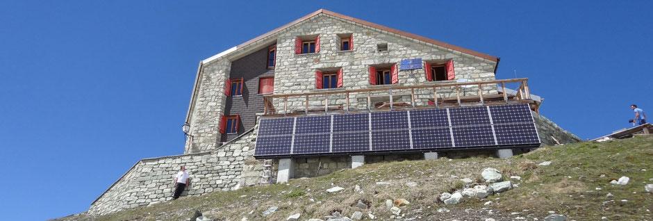 Solarenergie für Orte ohne Stromanschluss von SOLARA