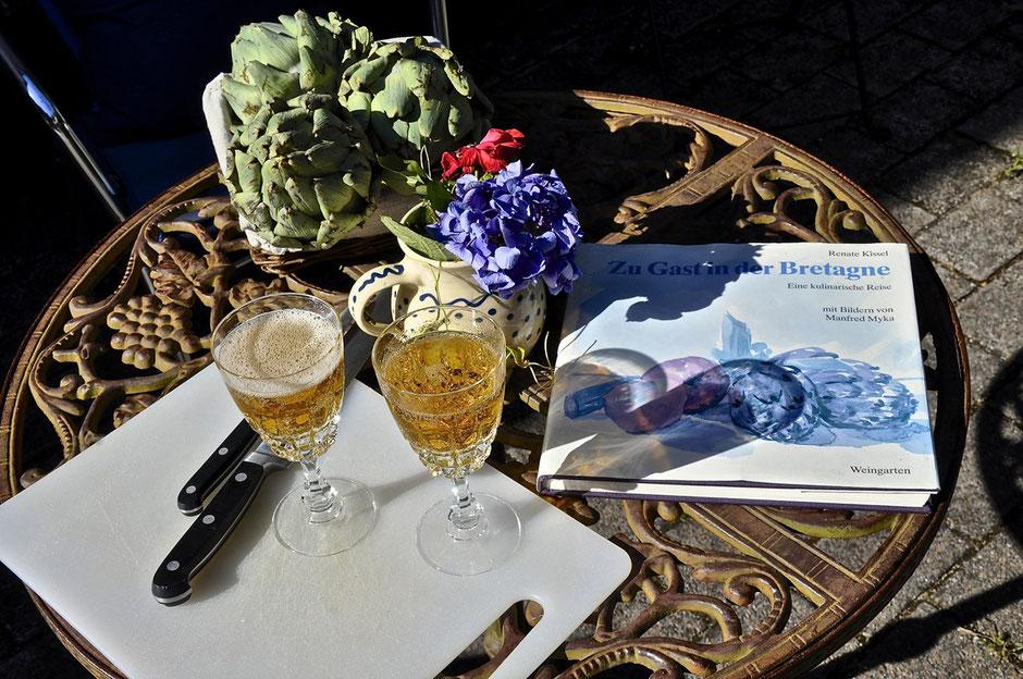 Ferienhaus Bretagne Cidre Genuss