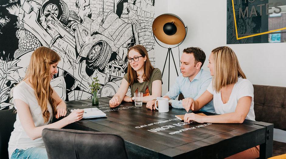 Kreativgemeinschaft Bürogemeinschaft Design Branding