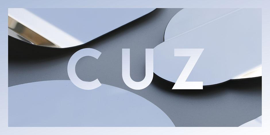 CUZ mirror collection by Martin Tony Häußler_title