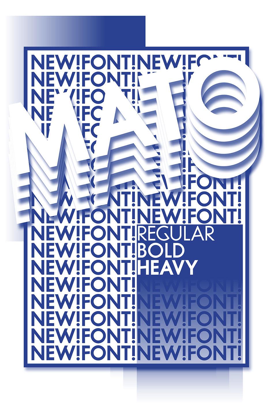 MATO typography by Martin Tony Häußler_001