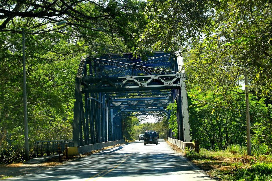 route pour le Palo Verde. COSTA RICA. missaventure blog