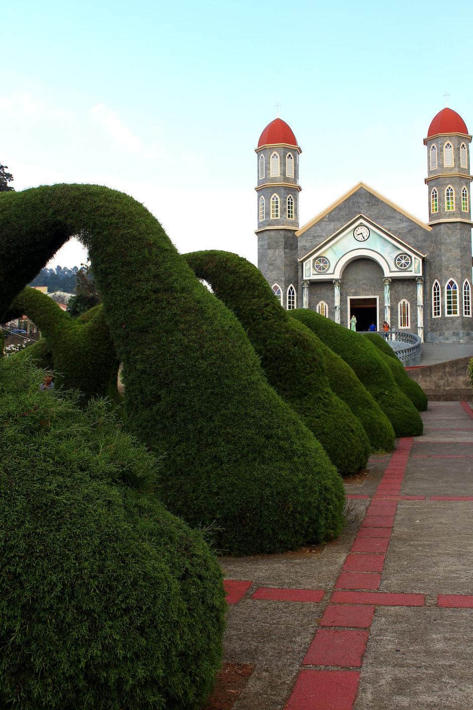 Sarchi et Zarcero, Road trip de 3 semaines au COSTA RICA. www.missaventure.com blog voyage d'aventures, nature et photos