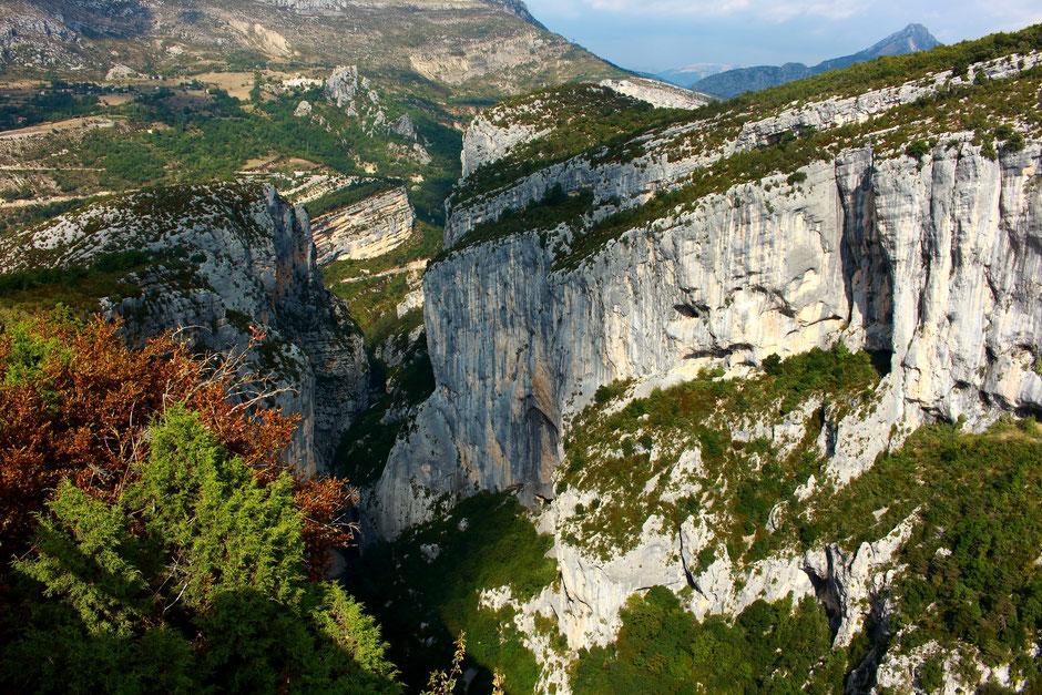 Sur la route des cretes,  Week end nature et sport dans le VERDON (FRANCE) www.missaventure.com blog d'aventures nature et photos