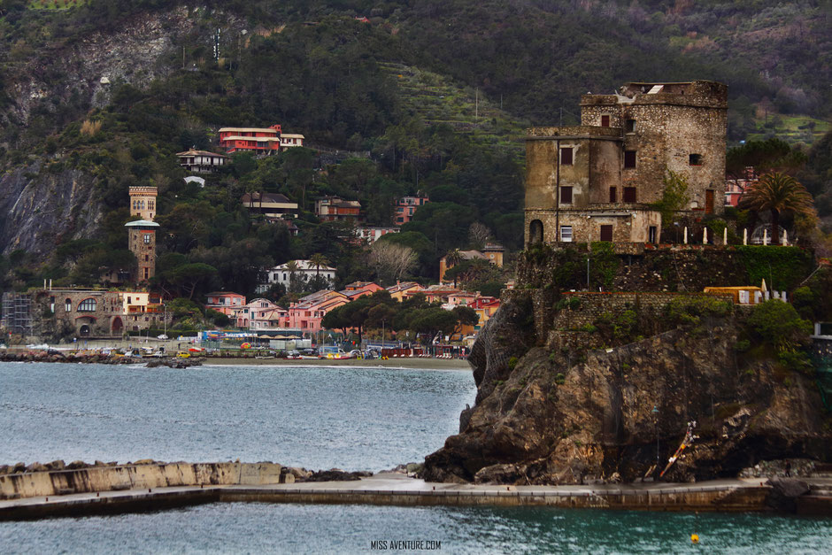 Monterosso,  Cinq Terre. Road trip italie. www.missaventure.com blog voyage d'aventures nature et photos