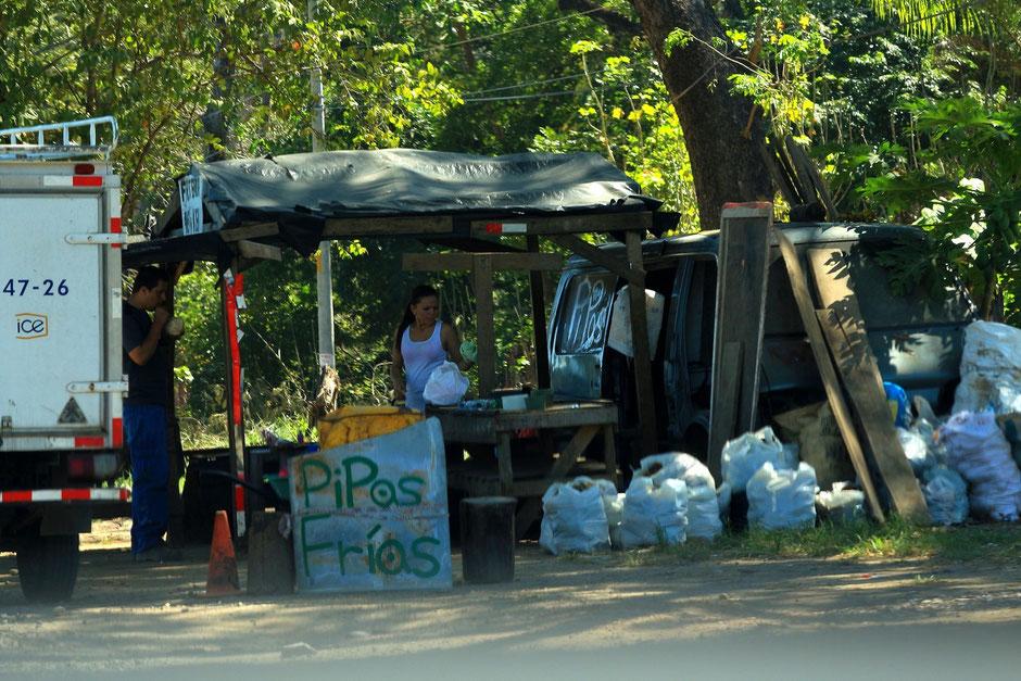 Route pour le Palo Verde.COSTA RICA. missaventure blog
