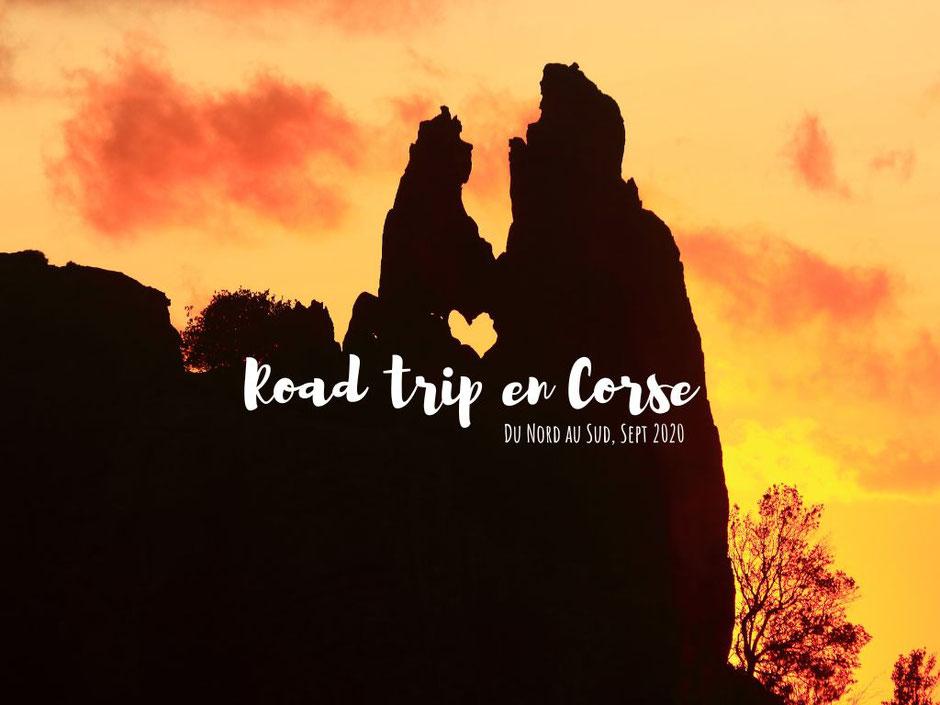 Road trip Corse du Nord au Sud; www.missaventure.com. blog aventures, nature et photos
