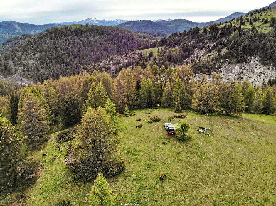 Road trip dans le colorado niçois, bivouac (FRANCE). www.missaventure.com blog d'aventures, nature et reflexions green.