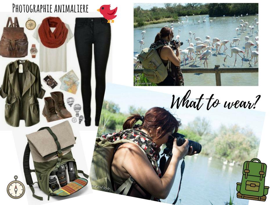 what to wear? la tenue ideale pour observer et photographier les animaux. www.missaventure.com blog voyage d'aventures nature et photos