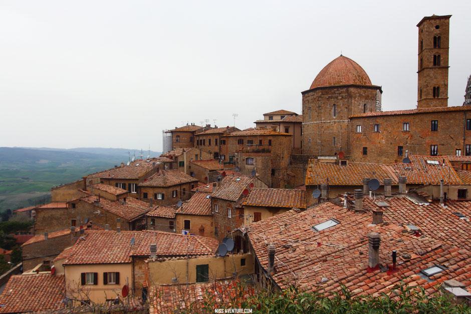 Volterra, village de Toscane, ITALIE, www.missaventure.com blog voyage d'aventures nature et photos.