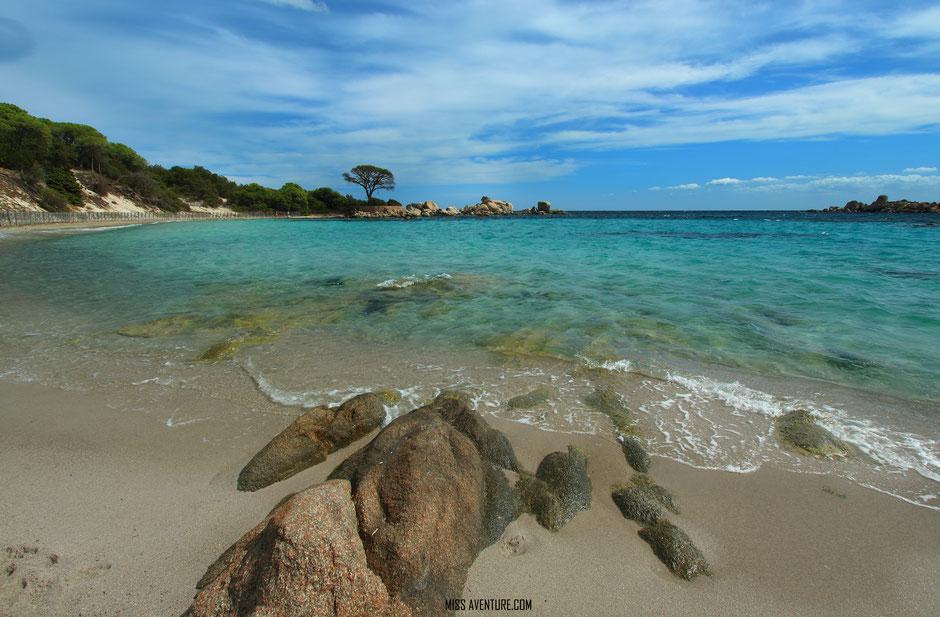 TOP 10 plus belles plages corses. PALOMBAGGIA. www.missaventure.com. blog voyage d'aventures nature et photos. Road Trip Corse du Nord au Sud.