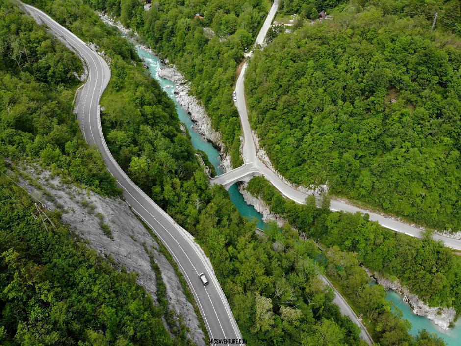 La Soca, SLOVÉNIE. www.missaventure.com blog voyage d'aventures nature et photos, ROAD TRIP EN  SLOVÉNIE.