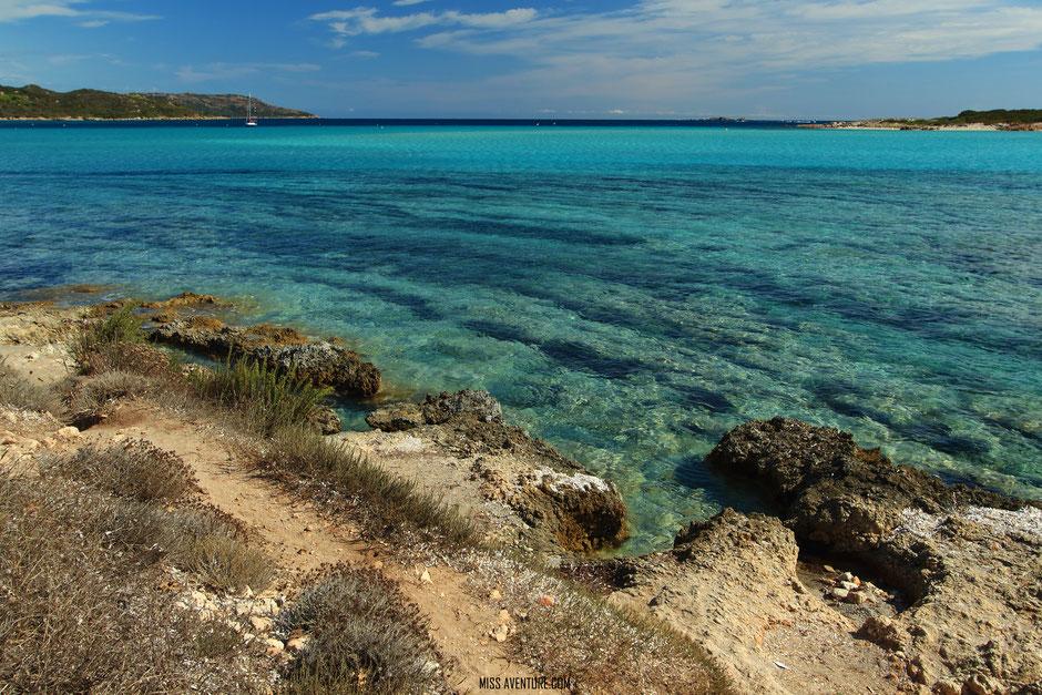 les plages du Sud, CORSE Piantarella. www.missaventure.com blog voyage d'aventures nature et photos, Road Trip Corse du Nord au Sud.