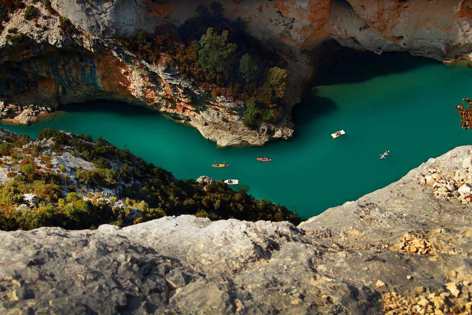 Les Gorges du Verdon,  Week end nature et sport dans le VERDON (FRANCE) www.missaventure.com blog d'aventures nature et photos