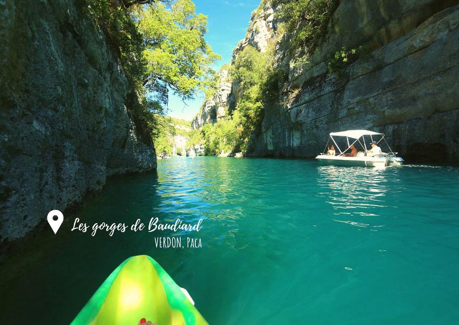 Les Gorges de Beaudinard, VERDON. un week end canoë  dans les basse gorges. www.missaventure.com blog voyage d'aventures, nature et photos.