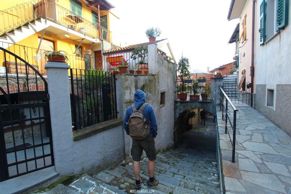 Monterosso, logement Cinq Terre. Road trip italie. www.missaventure.com blog voyage d'aventures nature et photos