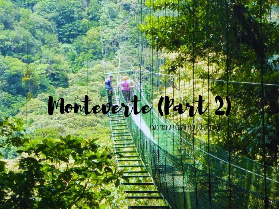 Monteverde, canopy tour, 100% Aventura. COSTA RICA. missaventure blog