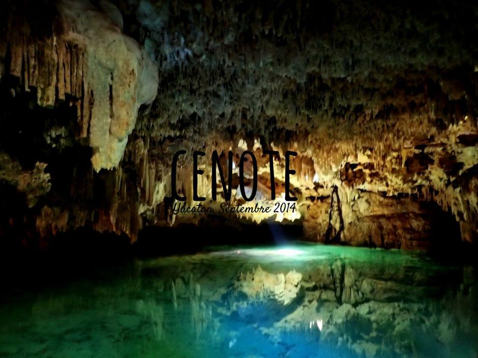 Cenote Yucatan. MEXIQUE. missaventure blog