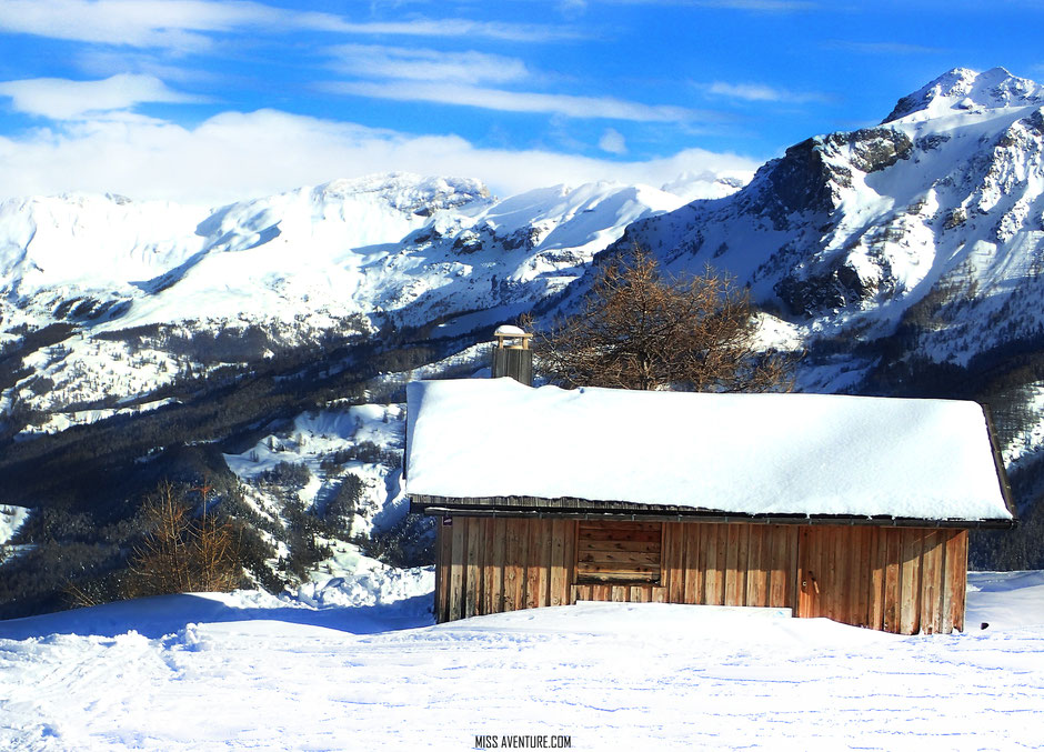 Pra Loup, week end sport et nature,SUR LES PISTES. www.missaventure.com blog voyage d'aventures nature et photos.