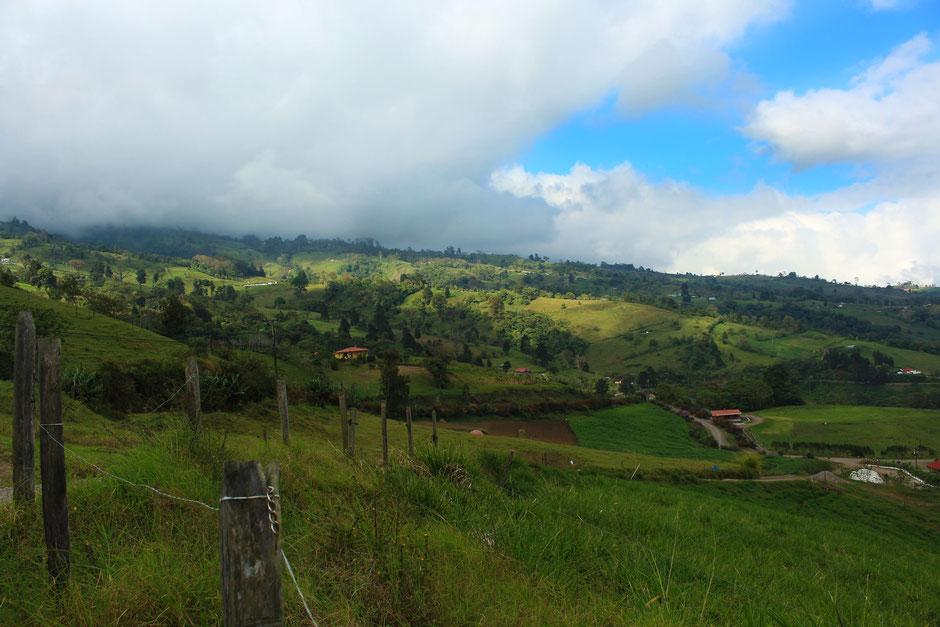 Logement insolite a la ferme, Finca Monte Claro, Road trip COSTA RICA. www.missaventure.com blog voyage d'aventures, nature et photos