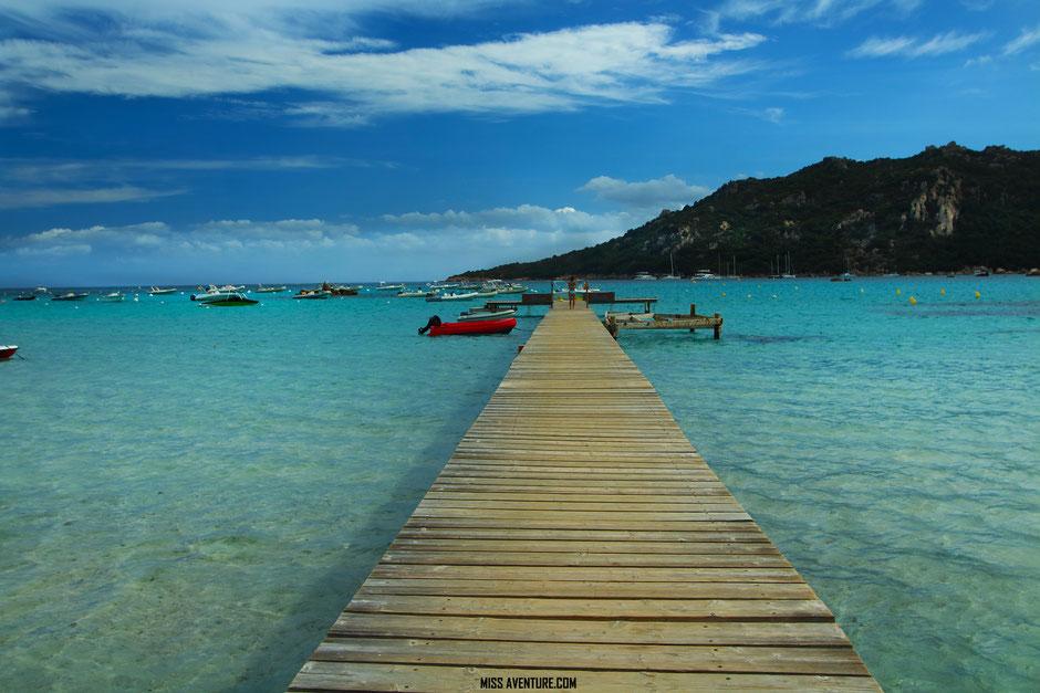 TOP 10 plus belles plages corses. SANTA GIULIA. www.missaventure.com. blog voyage d'aventures nature et photos. Road Trip Corse du Nord au Sud.