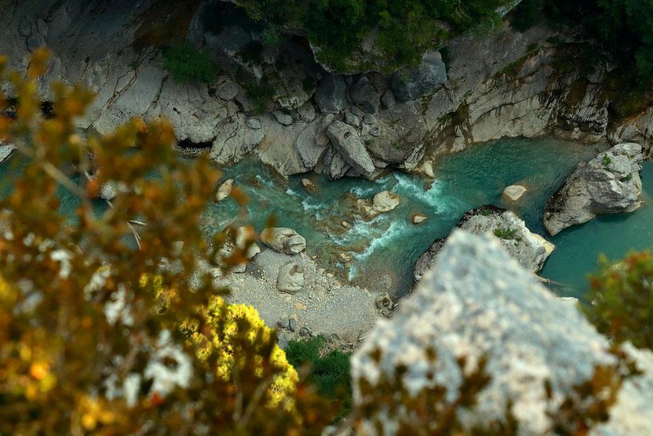 Belvedere sur la route des cretes, VERDON (FRANCE) missaventure blog