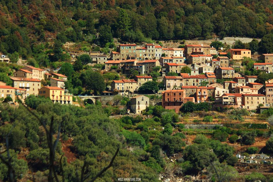 Ota, CORSE. www.missaventure.com. blog voyage d'aventures nature et photo. Road Trip Corse du Nord au Sud
