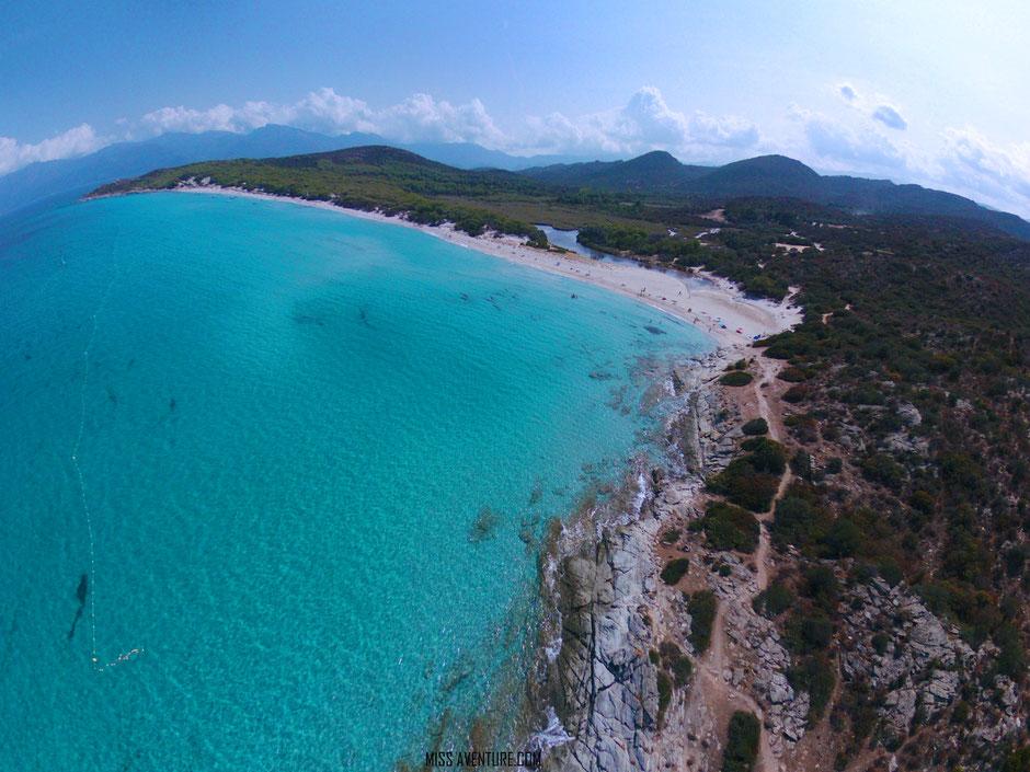 Plage de Saleccia, Desert des Agriates. CORSE. www.missaventure.com. blog aventure nature et photos. Road Trip Corse du Nord au Sud