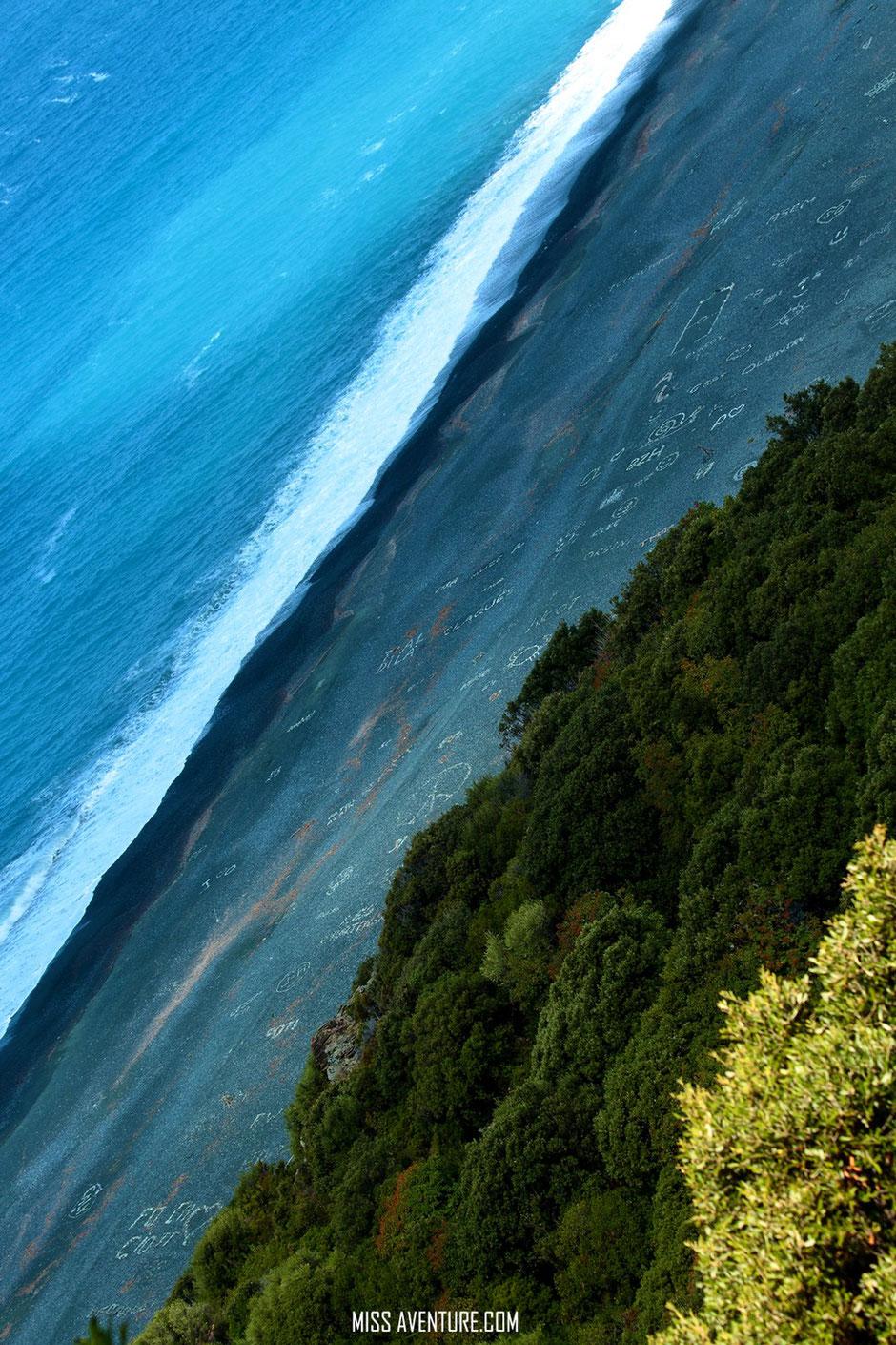 Nonza, Cap Corse. www.missaventure.com. blog aventures, nature et photos. Road Trip Corse du Nord au Sud
