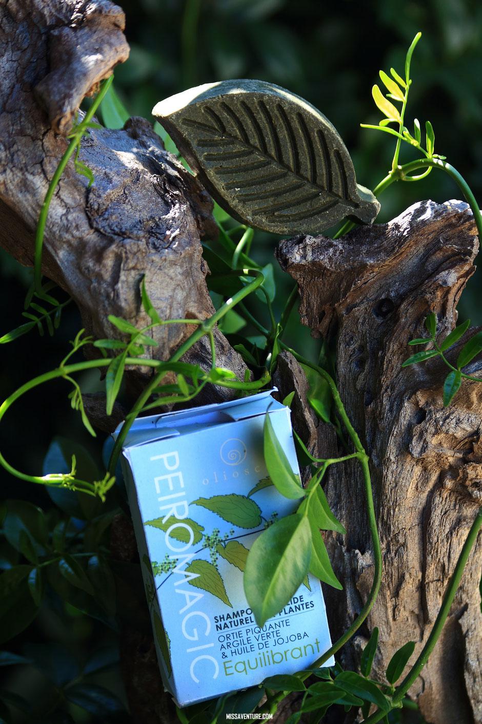 Oliosco, Les savons et shampoings solides vegan, naturels et made in provence. beauté green. www.missaventure.com blog voyage d'aventure nature et photo