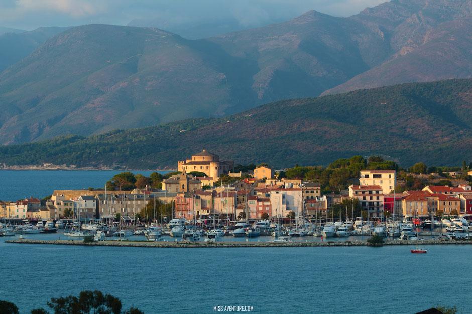 Saint Florent, CORSE. www.missaventure.com. blog aventures, nature et photos. Road Trip Corse du Nord au Sud