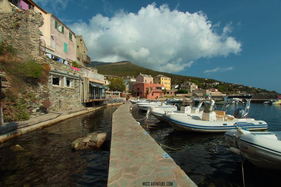 Erbalunga, CORSE. www.missaventure.com. blog aventures, nature et photos. road trip Corse du Nord au Sud.