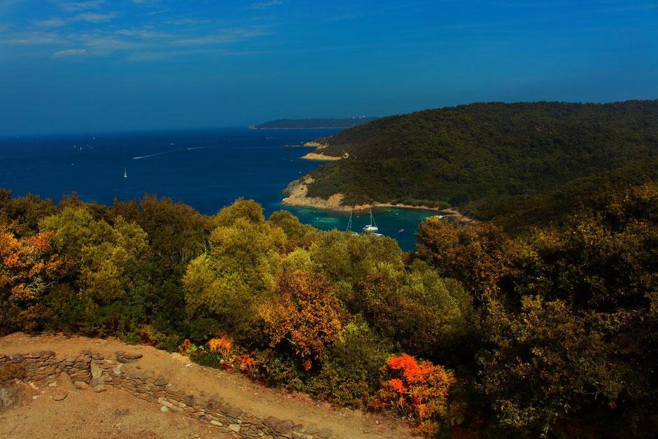 Vue du Fortde l Estissac, PortCros, Hyeres (FRANCE) missaventure blog