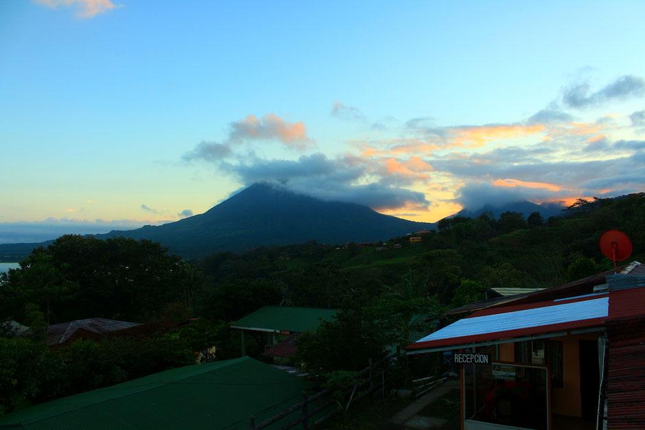 Volcan Arenal, COSTA RICA. missaventure blog