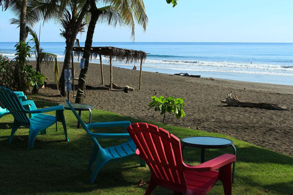 Playa Hermosa, Road trip au Costa Rica. www.missaventure.com blog voyage d'aventures, nature et photos