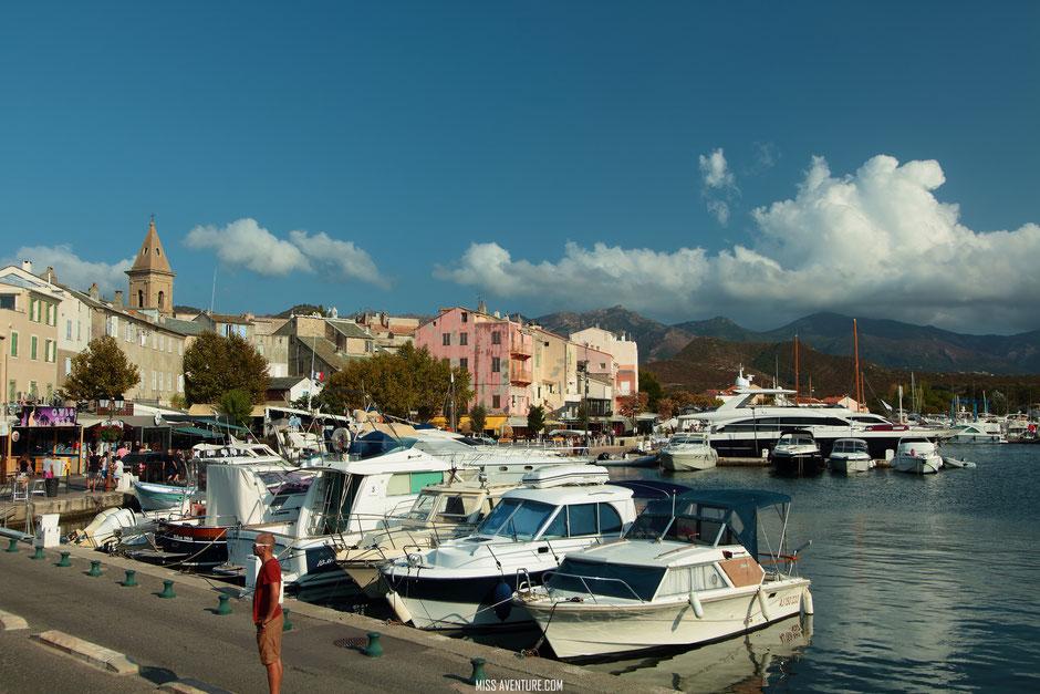 Saint Florent. CORSE. www.missaventure.com, blog aventures nature et photos. Road Trip Corse du Nord au Sud