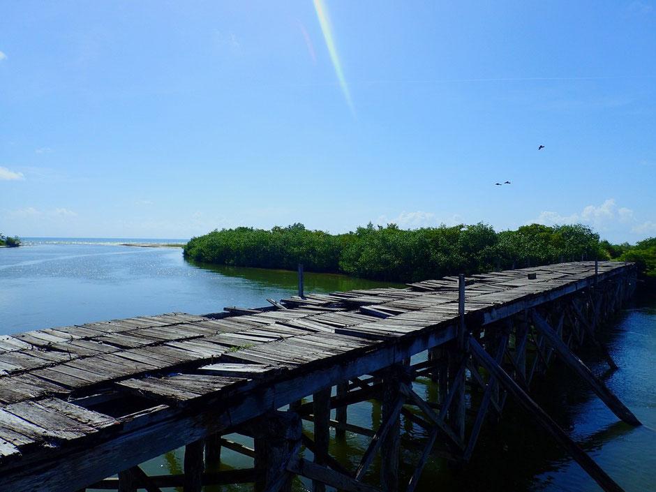 Bocca Paila, Sian ka'an au Yucatan.MEXIQUE. missaventureblog
