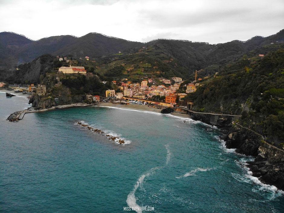 Monterosso, CINQ TERRE (ITALIE) www.missaventure.com blog voyage d'aventures nature et photos