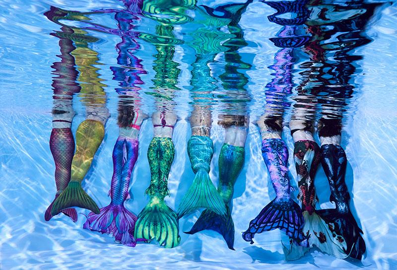 Mermaid JGA unterwaser fotostudio
