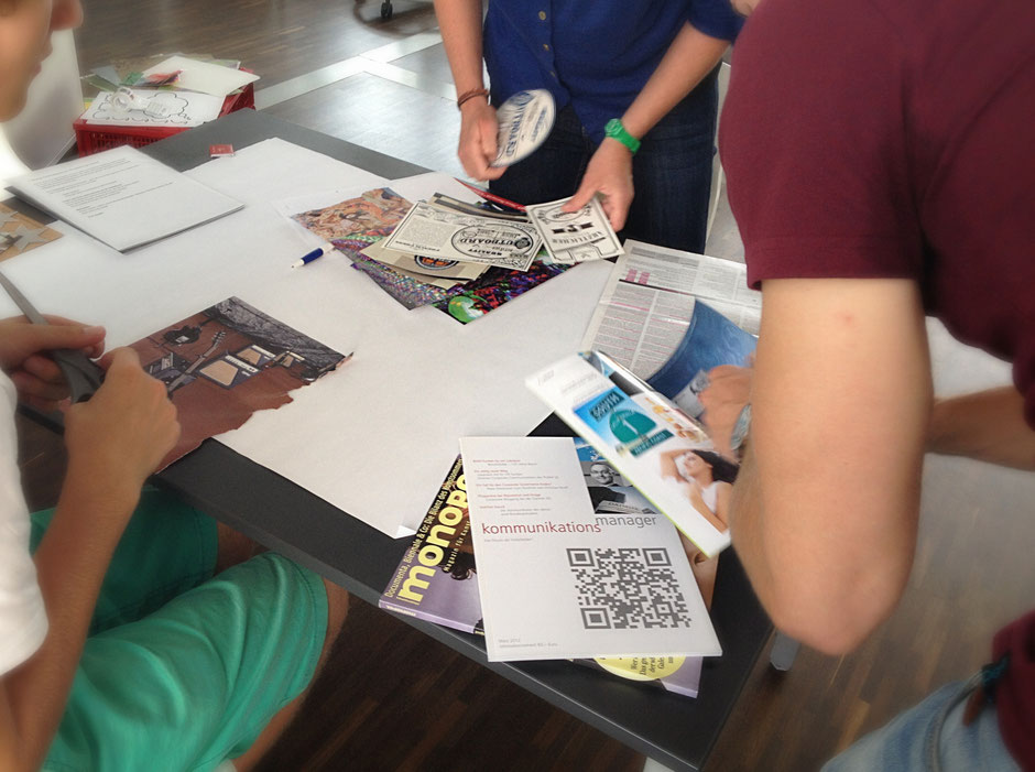 Kreativ-Workshop, Kreativmethoden, Ideen-Workshops