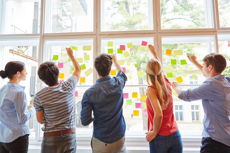 Mitarbeiterbindung steigern - Workshops für interne Kommunikation
