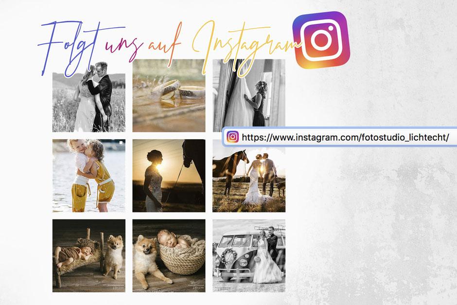 fotostudio lichtecht instagram
