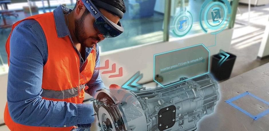 AR-Brillen als Teil einer Nachhaltigkeitsstrategie Effizienzgewinn Kosteneinsparung