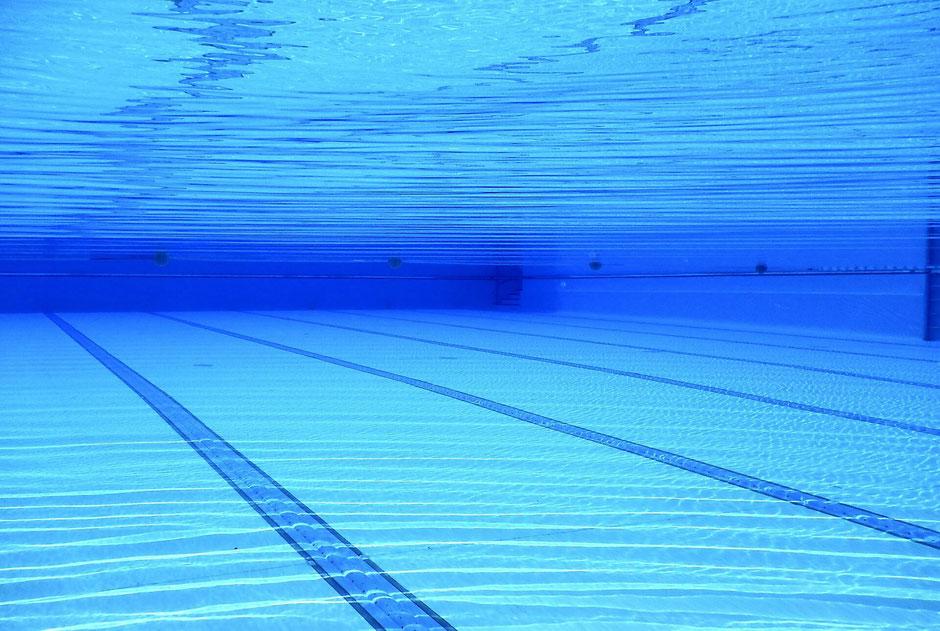 Leere Schwimmbecken in Hessen / Foto: LFD Swim-Team