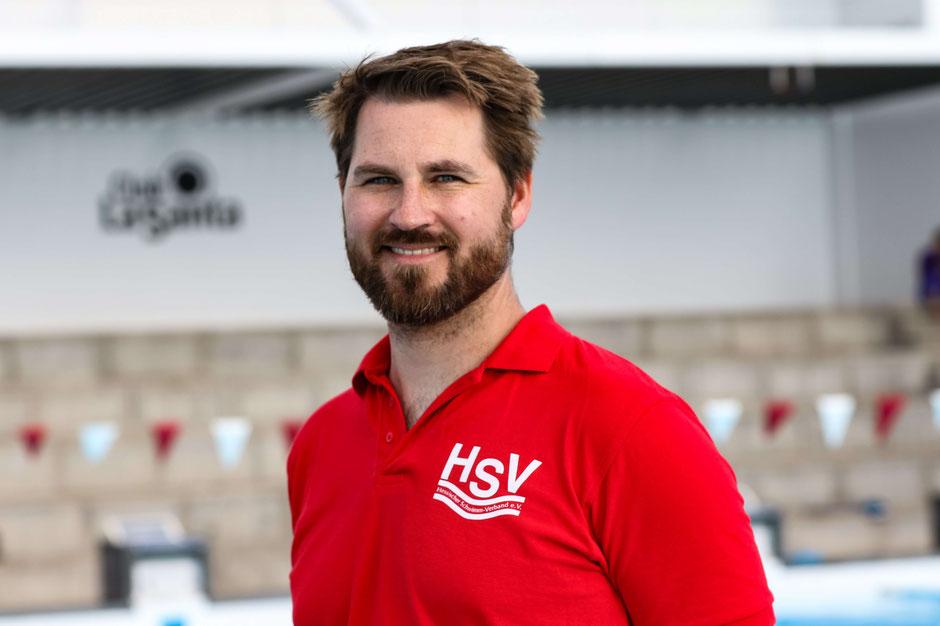 Landestrainer (HSV) Benjamin Friedrich / Foto: M. Friedrich
