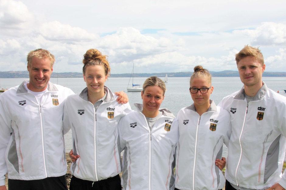 DSV Team Europacup Finale Freiwasser / Foto: Uwe Hermann