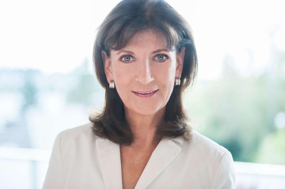 Dr. Christa Thiel Ehrenpräsidentin des Deutschen Schwimmverbandes / Foto: privat
