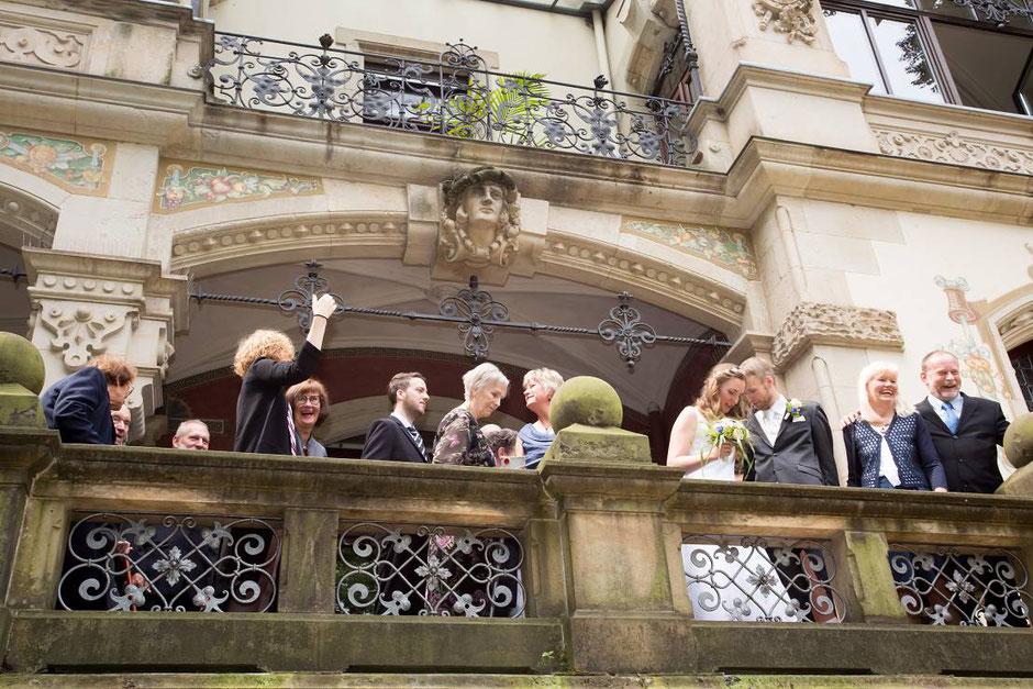 Hochzeitsfotograf Dresden, Hochzeit Standesamt Dresden, Hochzeit Goetheallee Dresden, heiraten in Dresden, Hochzeitsfotos Dresden