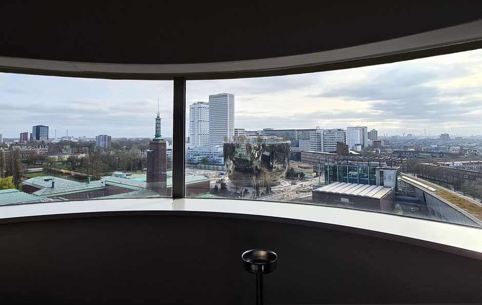 Bilderberg hotel Rotterdam Photo: Edwin Voûte